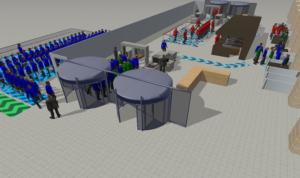 simulation-de-flux-ergo4d