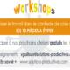 workshop crise sanitaire juin 2020